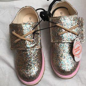 New Wonder Nation Sequin Confetti Shoe